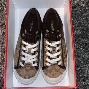 Coach Francesca shoes